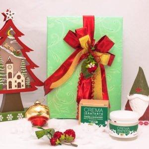 lo speziale crema idratante pacco regalo
