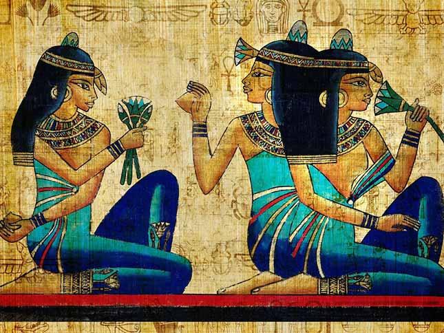 piante medicinali antichità